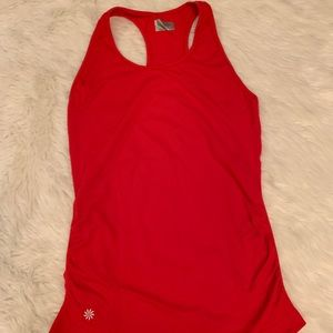 Athleta Racer Back Tank Sz Medium